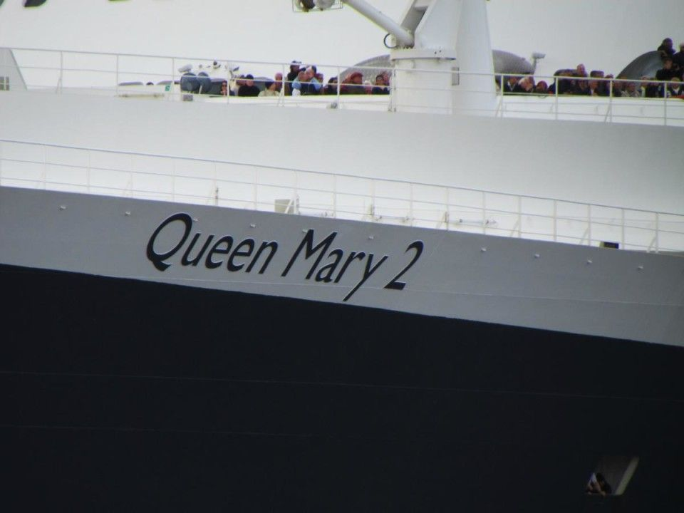 17 Queen Mary 2