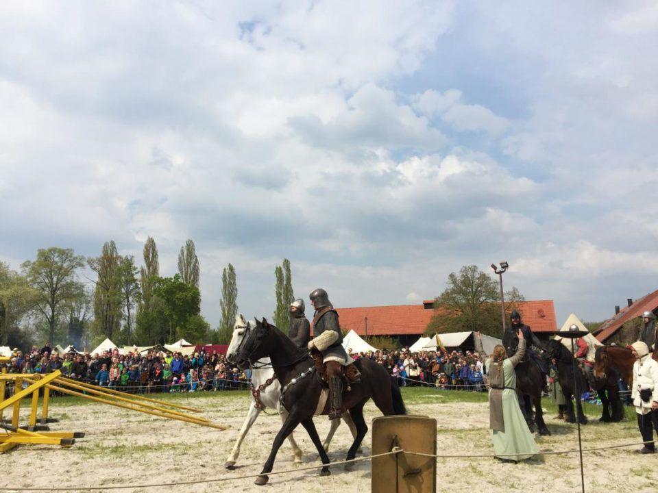 35 torneo medieval ingleses